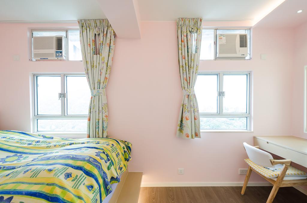 公屋/居屋, 睡房, 富寧花園, 室內設計師, 現時設計
