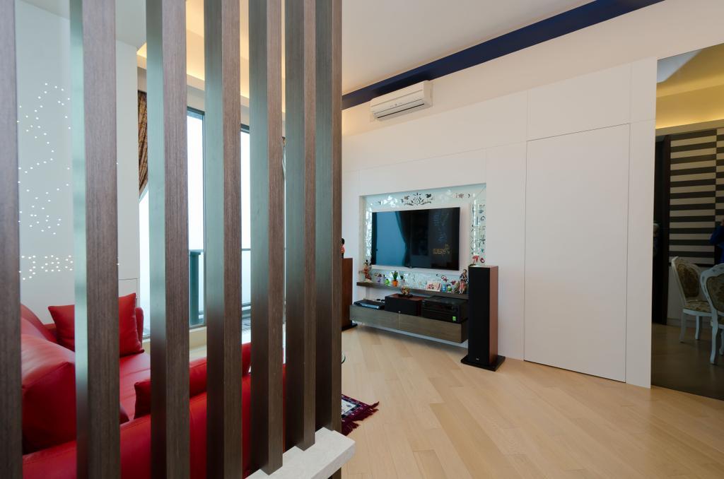 私家樓, 天晉 8 座 C 室, 室內設計師, 現時設計