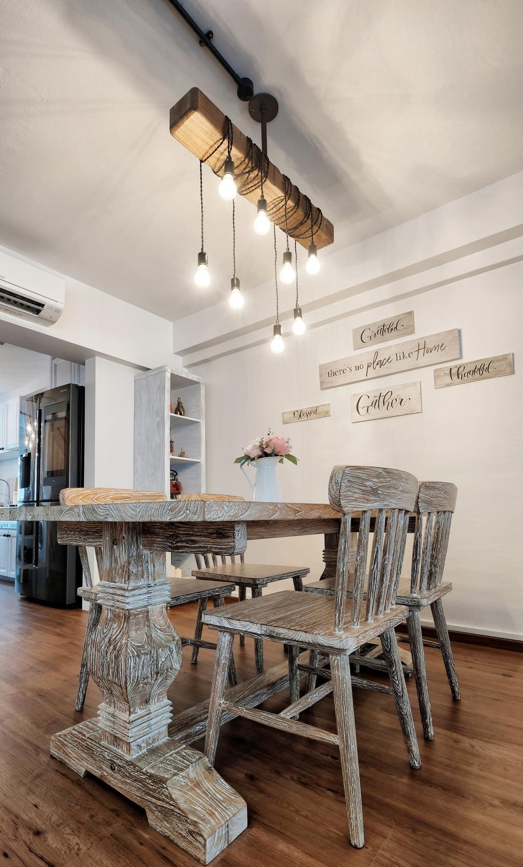 Contemporary, HDB, Shunfu Road, Interior Designer, United Team Lifestyle