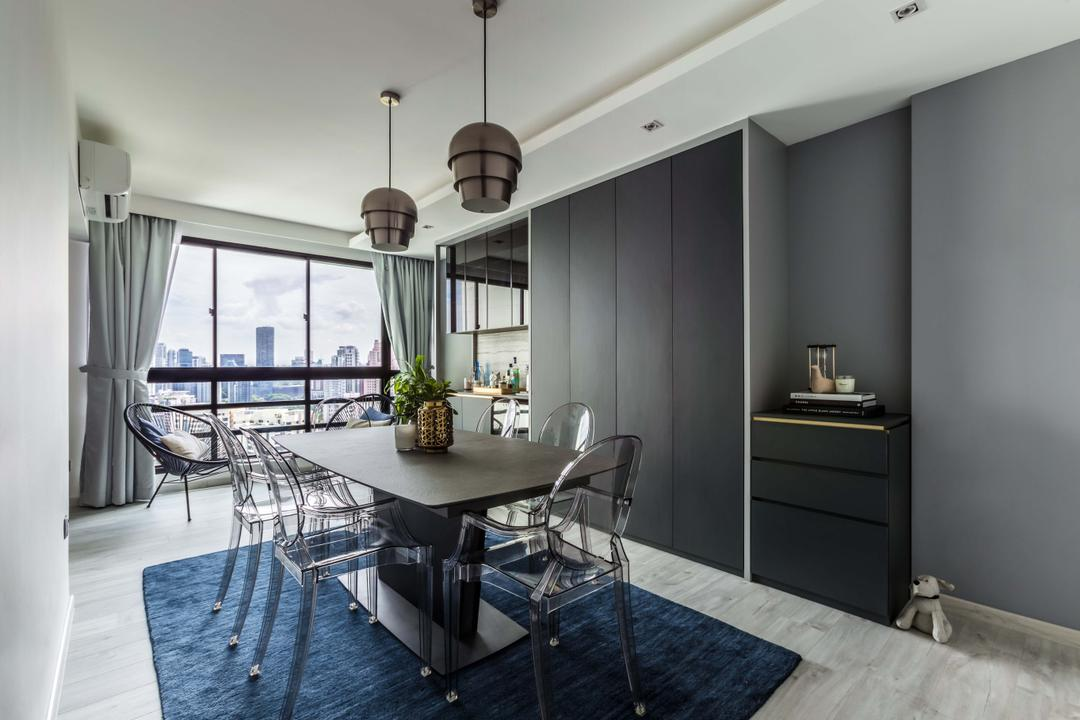 Havelock View by Hall Interiors