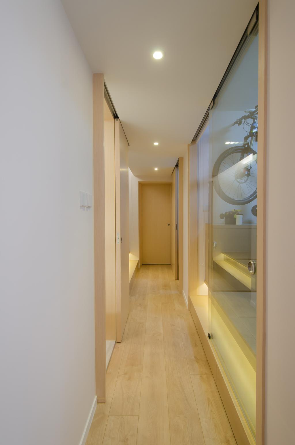 簡約, 私家樓, 怡心園, 室內設計師, 現時設計