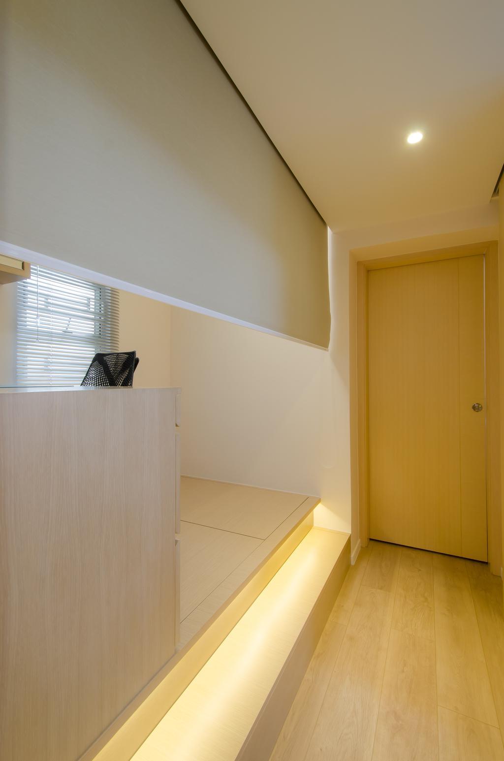 簡約, 私家樓, 浴室, 怡心園, 室內設計師, 現時設計