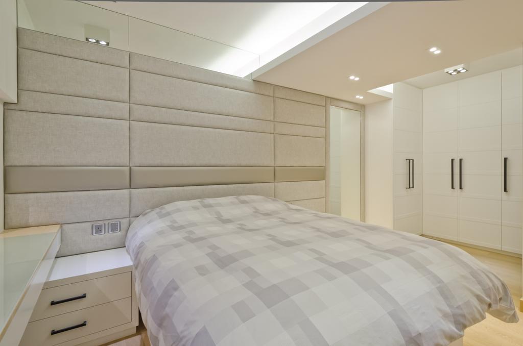 簡約, 私家樓, 睡房, 和富中心, 室內設計師, 現時設計