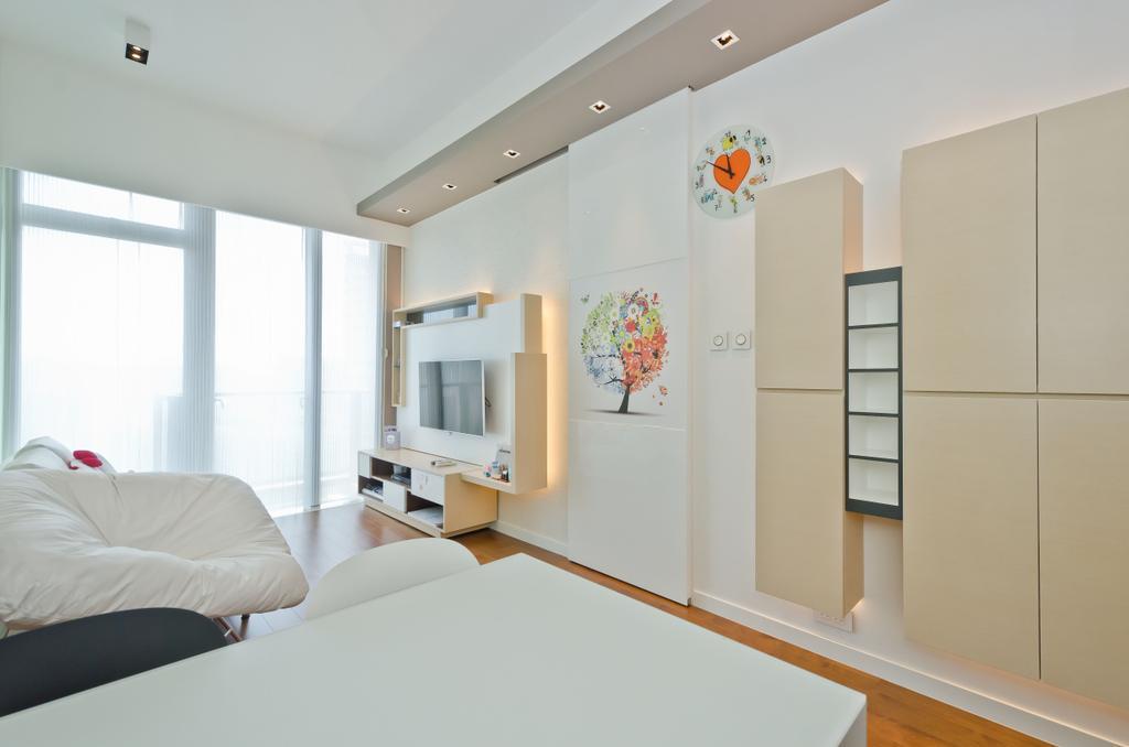 私家樓, 飯廳, 天晉8座D室, 室內設計師, 現時設計
