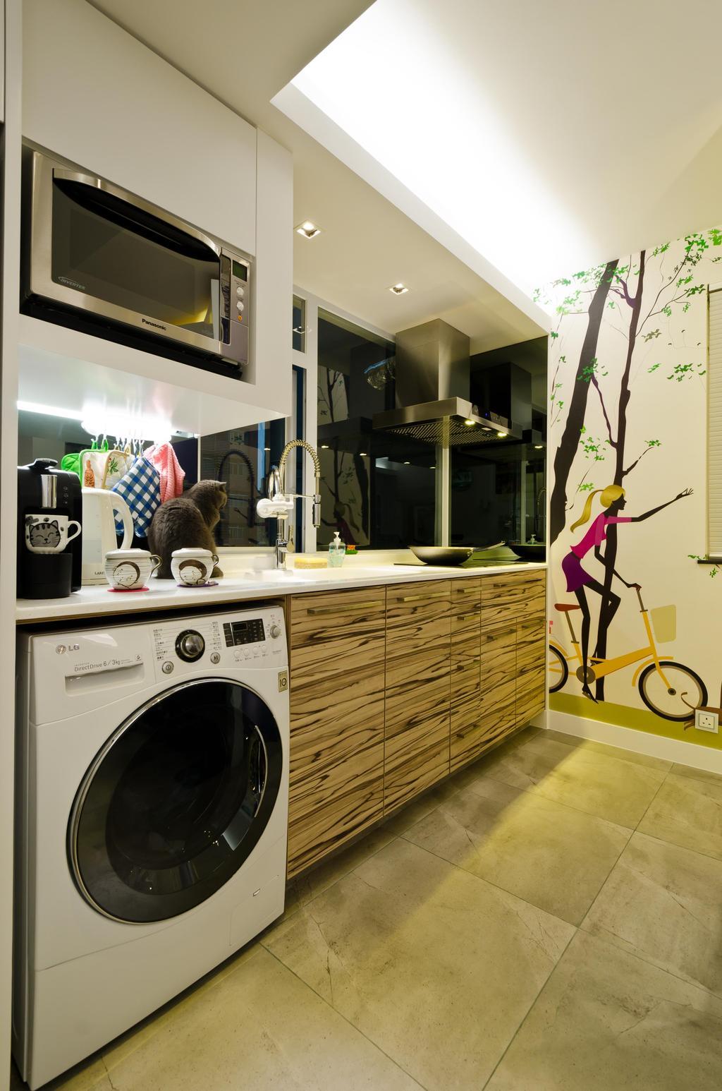 Wah Hong Mansion by Aims Design
