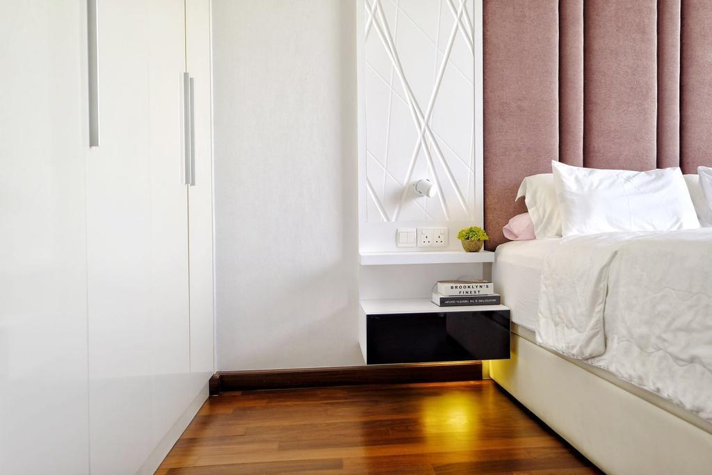 Contemporary, Condo, Bedroom, Thomson 800, Interior Designer, United Team Lifestyle