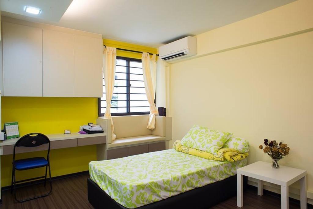 Modern, HDB, Bedroom, Sumang Lane, Interior Designer, Bob's Construction & Engineering