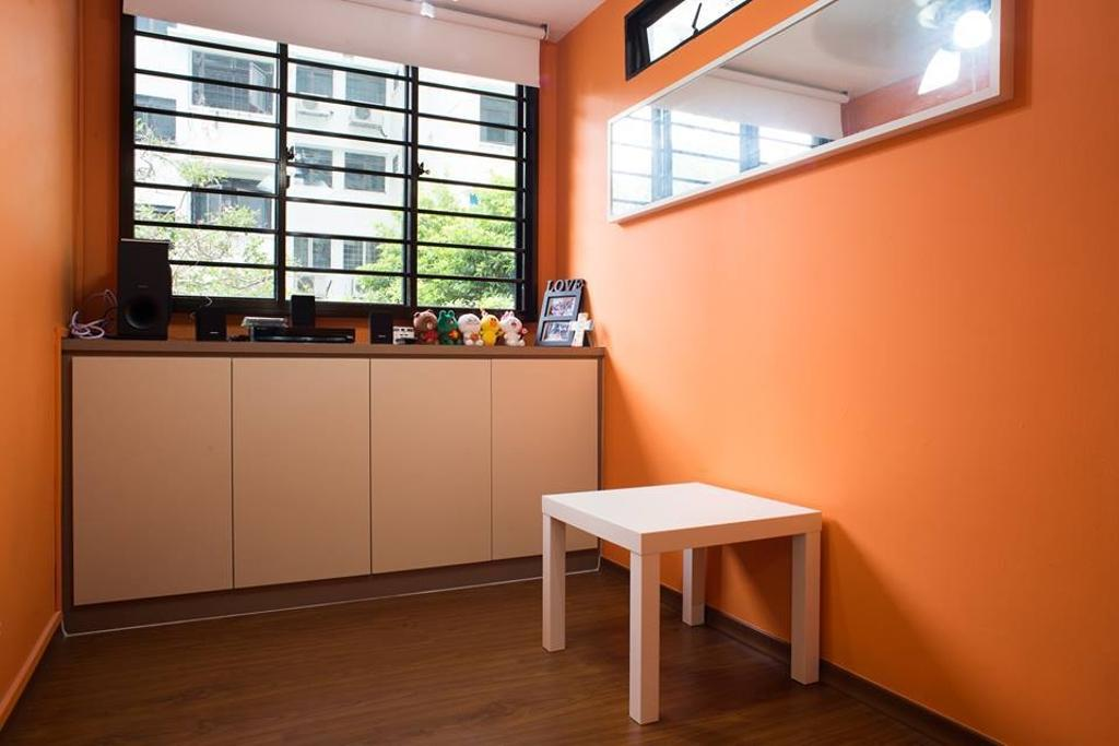 Modern, HDB, Sumang Lane, Interior Designer, Bob's Construction & Engineering