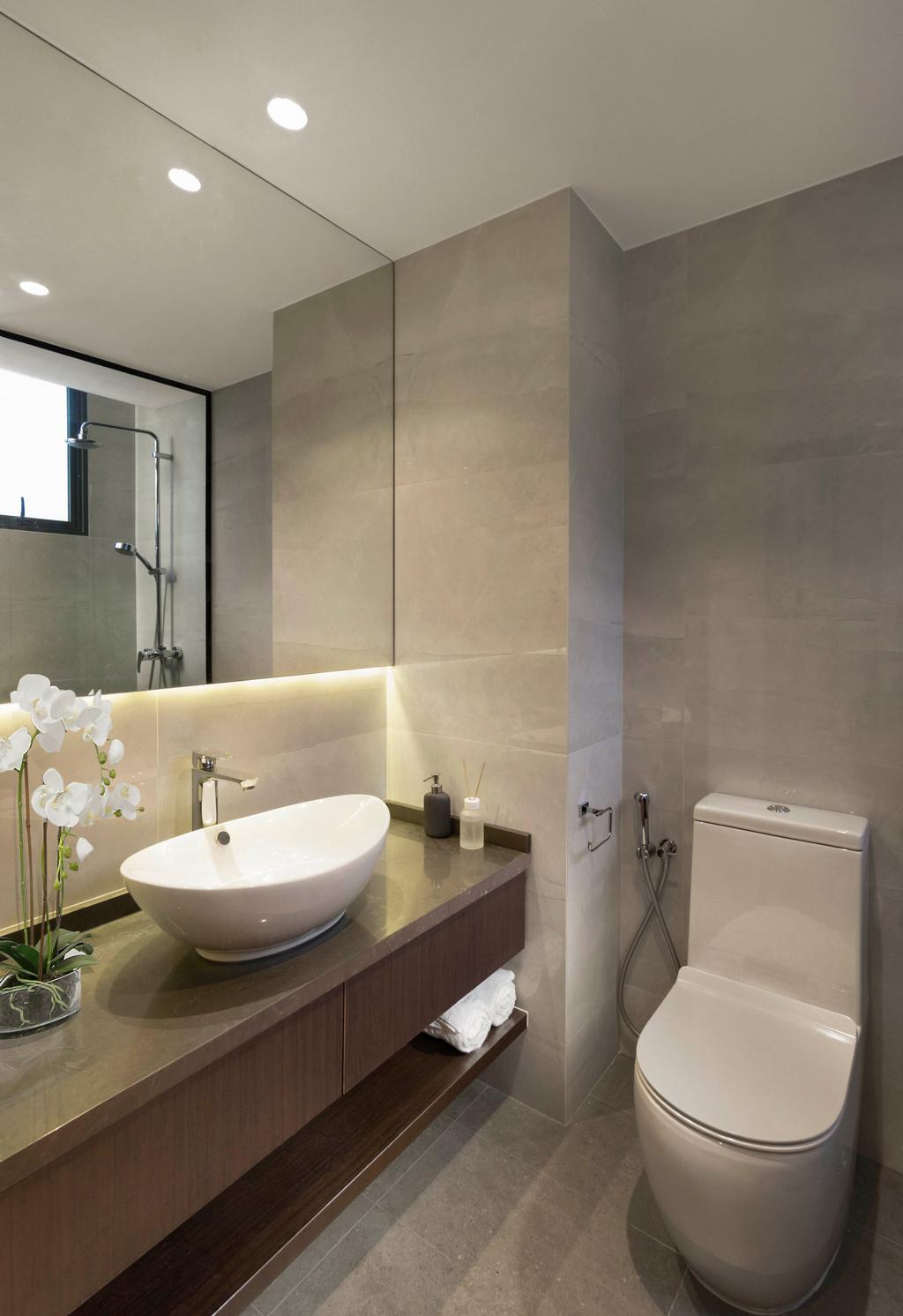 Contemporary, Condo, Bathroom, East Palm, Interior Designer, Renolux Interior