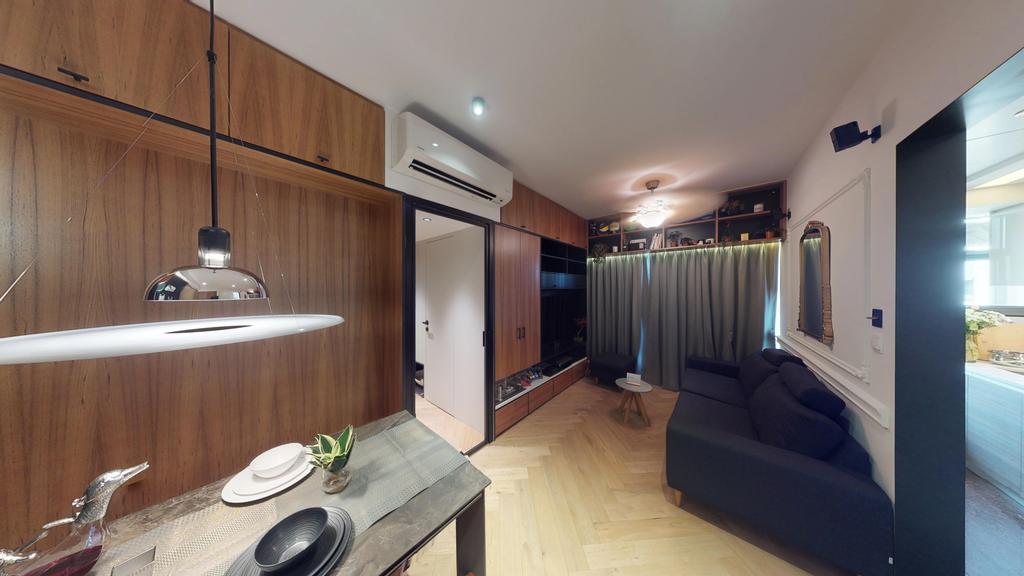私家樓, 飯廳, 溱柏, 室內設計師, Ash Studio