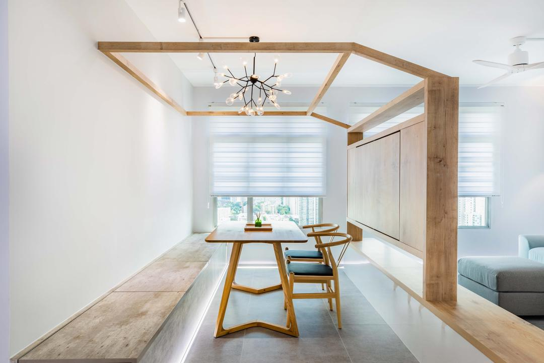 Henderson Road by DSOD Interior