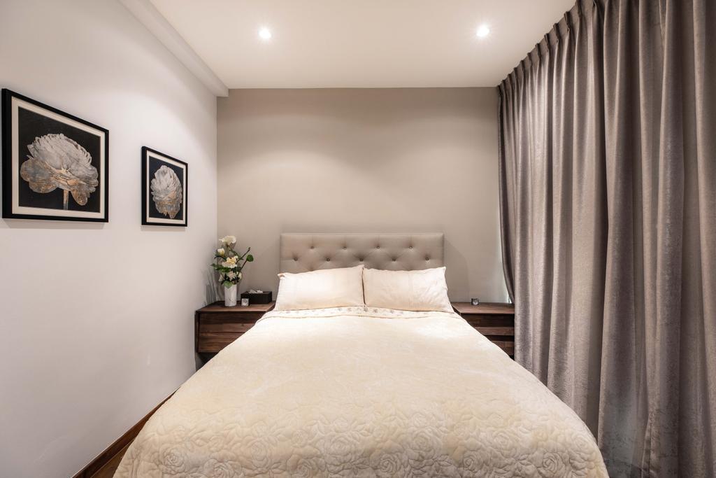 Contemporary, Condo, Bedroom, Jansen 8, Interior Designer, DSOD Interior