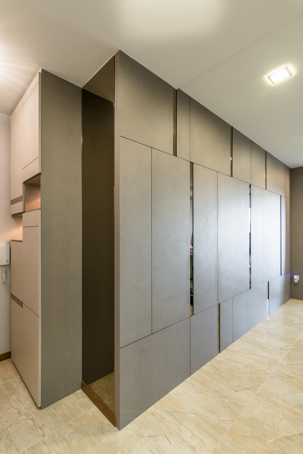 Contemporary, Condo, Kingsford Waterbay, Interior Designer, Design Story
