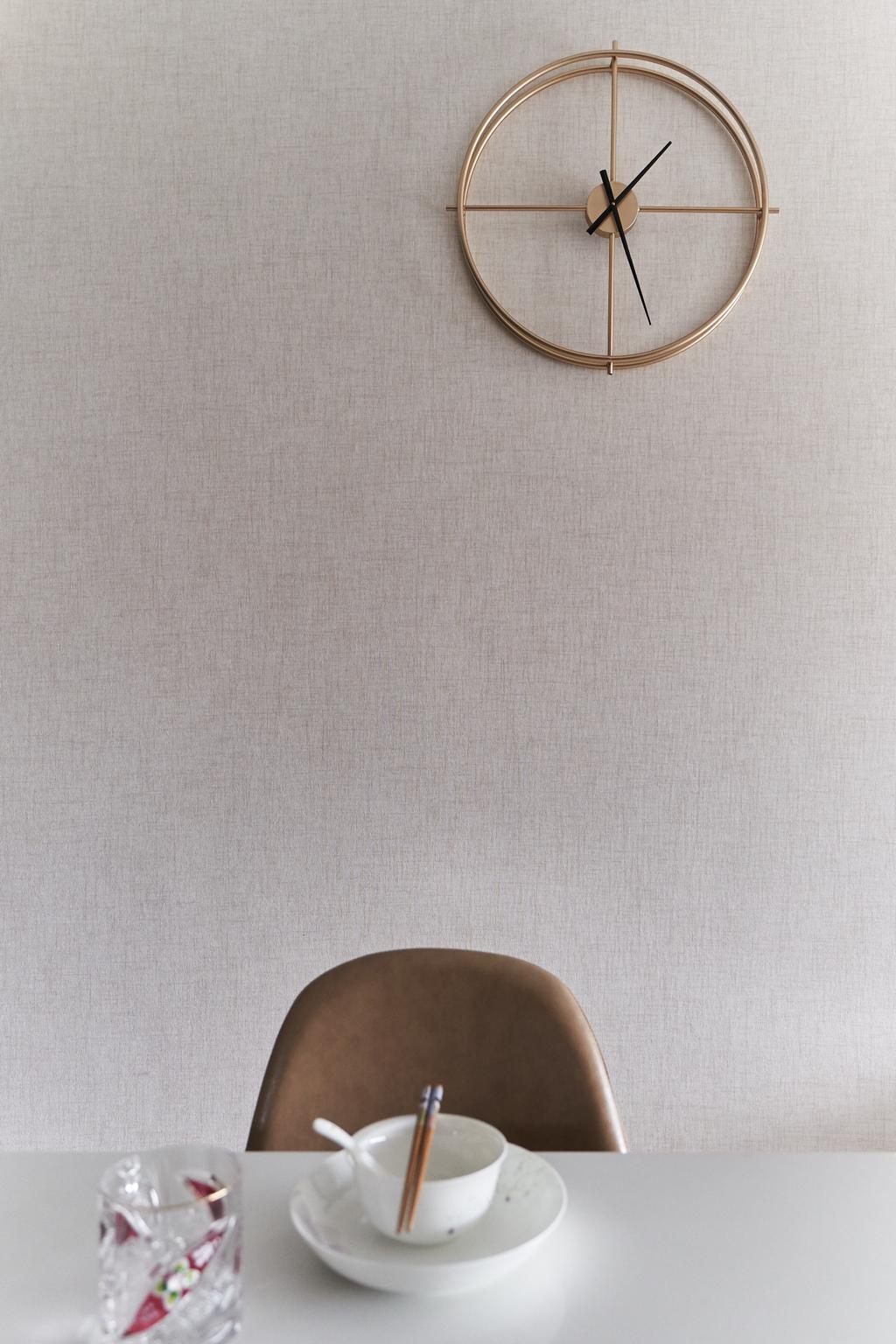 Contemporary, Condo, Dining Room, Vue 8 Residences, Interior Designer, Noble Interior Design