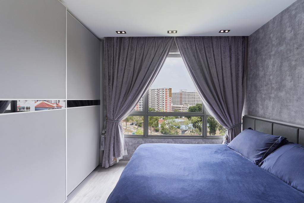 Contemporary, Condo, Bedroom, Vue 8 Residences, Interior Designer, Noble Interior Design