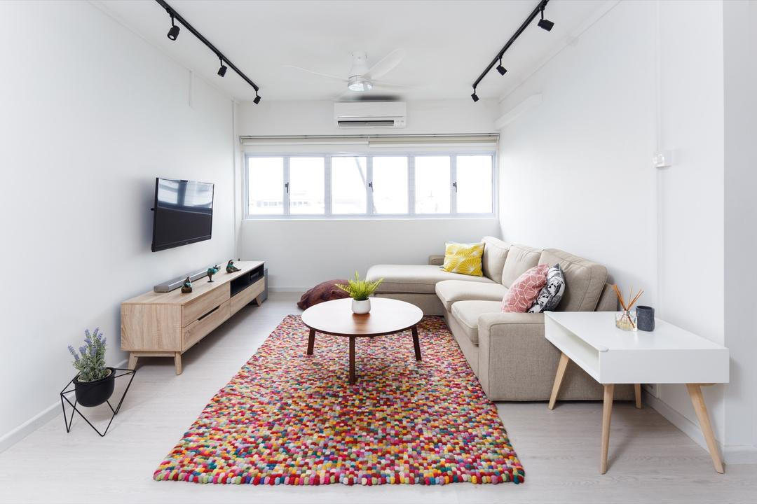Peek into an Aussie-Inspired HDB, Complete with Local Twists