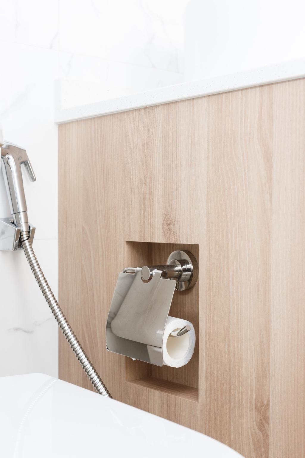 Minimalistic, HDB, Bathroom, Telok Blangah Street 31, Interior Designer, The Local INN.terior 新家室, Contemporary