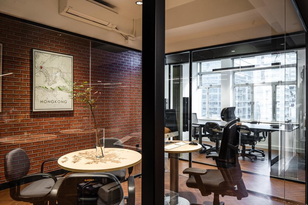 AF Trade 辦公室, 商用, 室內設計師, monoo interior Limited