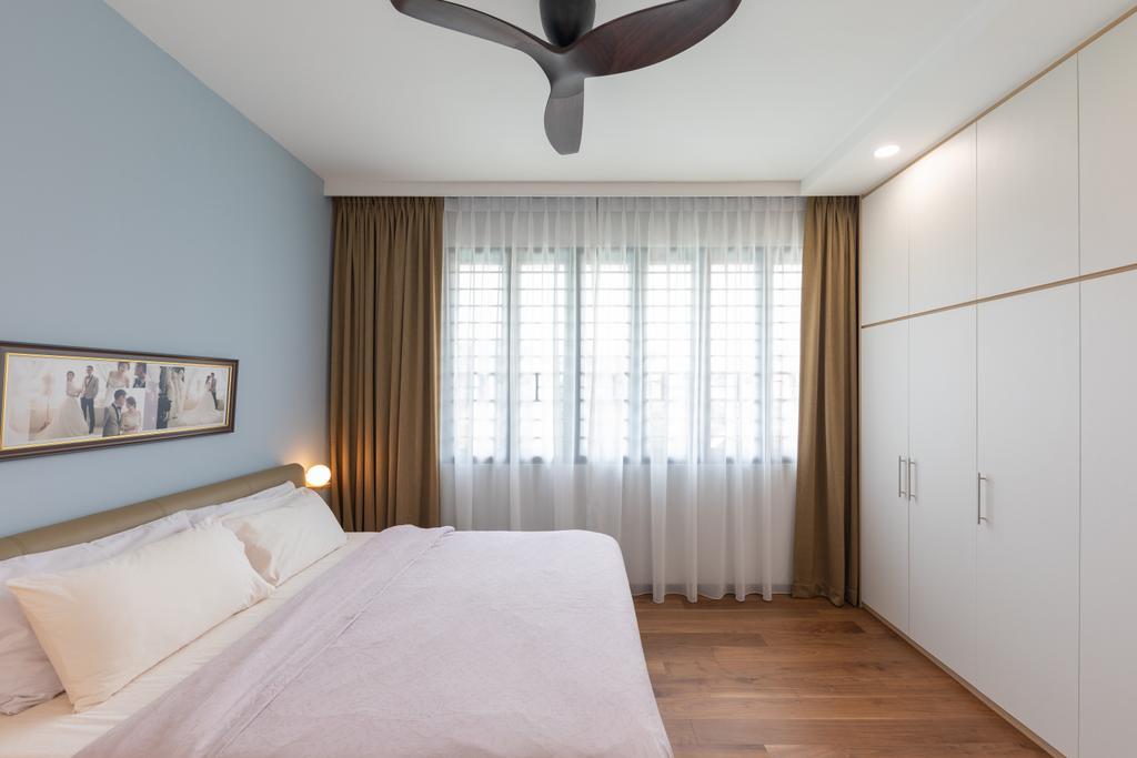 Contemporary, Condo, Bedroom, Limau Park, Interior Designer, Hygge Design