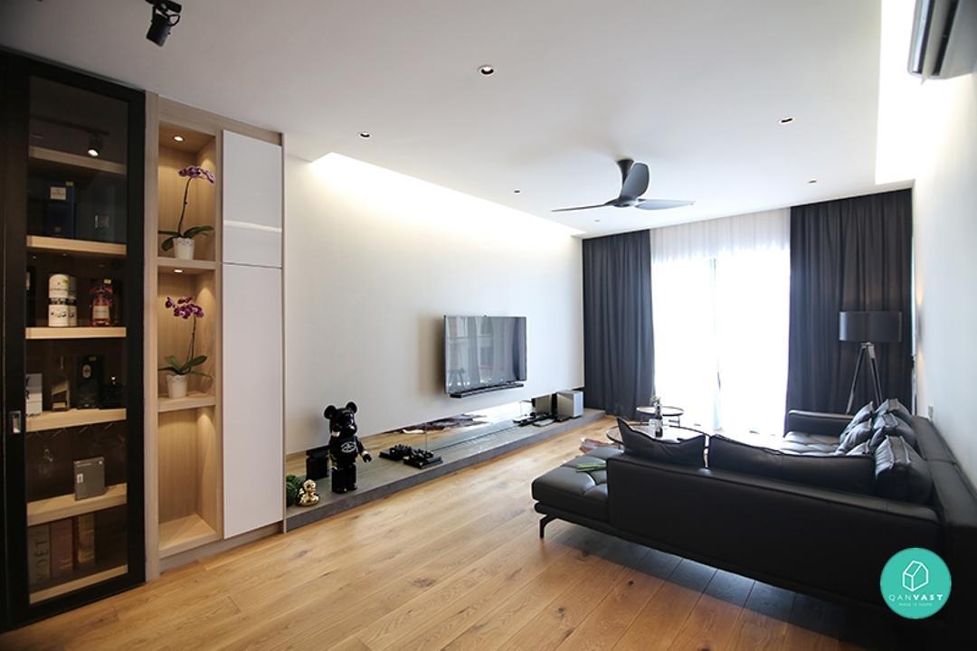 7 Beautiful Home Interior Designs In Malaysia ...