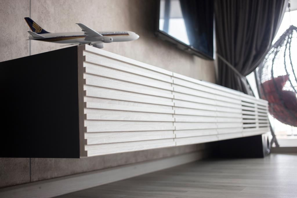 Modern, Condo, Living Room, The Metropolitan, Interior Designer, Aart Boxx Interior, Scandinavian
