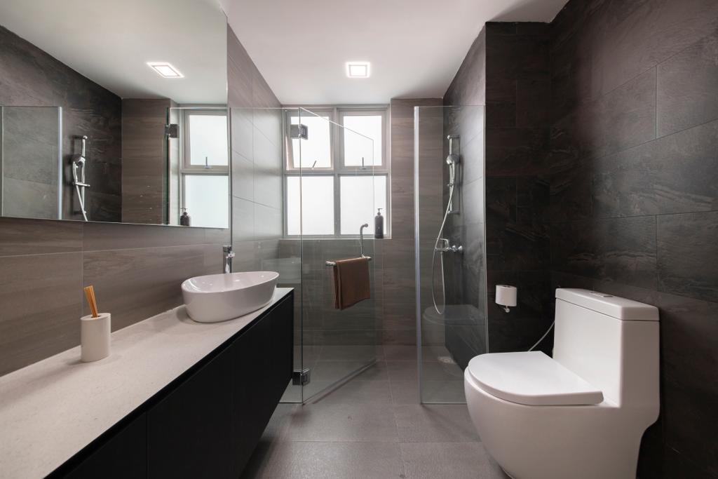 Modern, Condo, Bedroom, The Metropolitan, Interior Designer, Aart Boxx Interior, Scandinavian