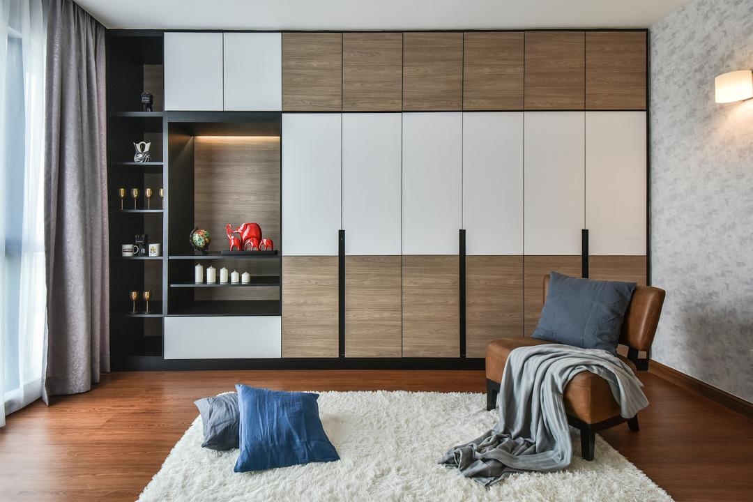 V2 Residence, Sunway Velocity by Cube Asia Design