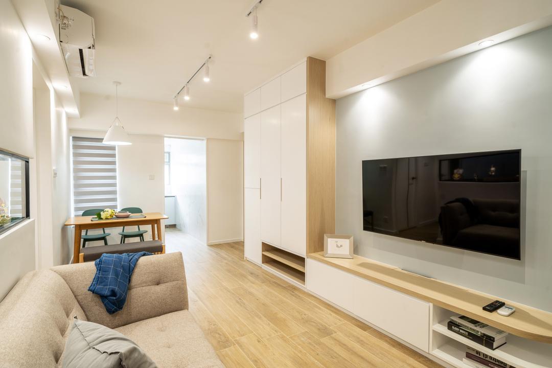 尚南天 Living Room Interior Design 3
