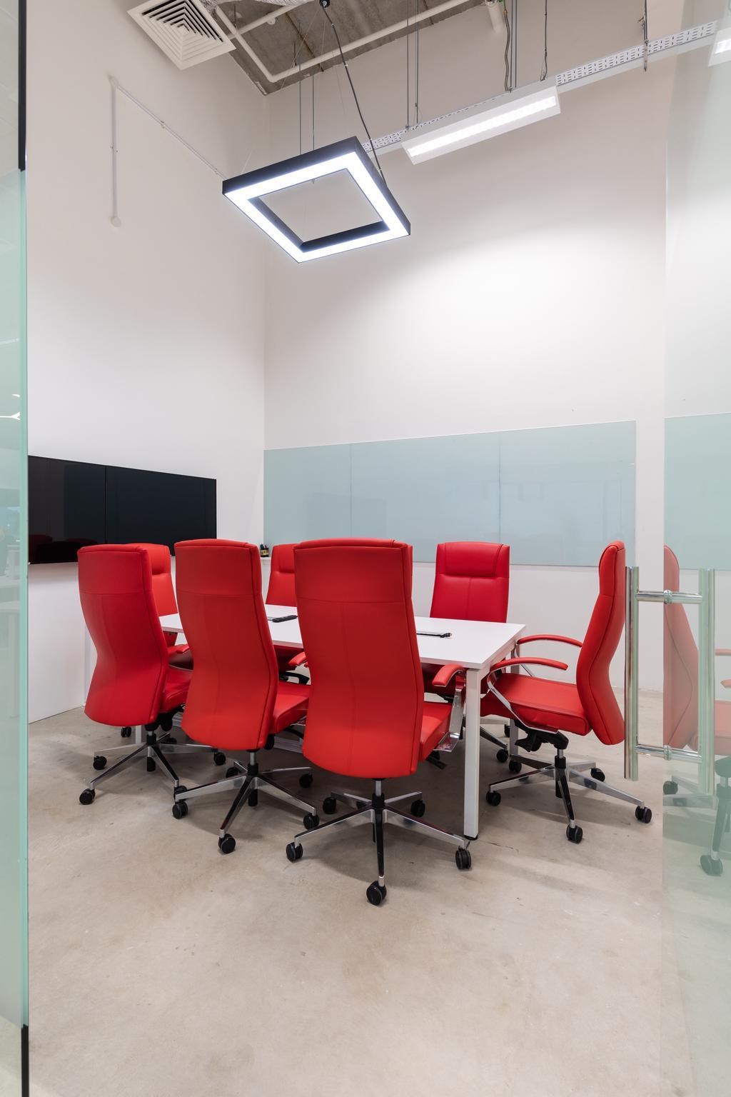 Mediapolis, Commercial, Interior Designer, GA7 Associates, Contemporary