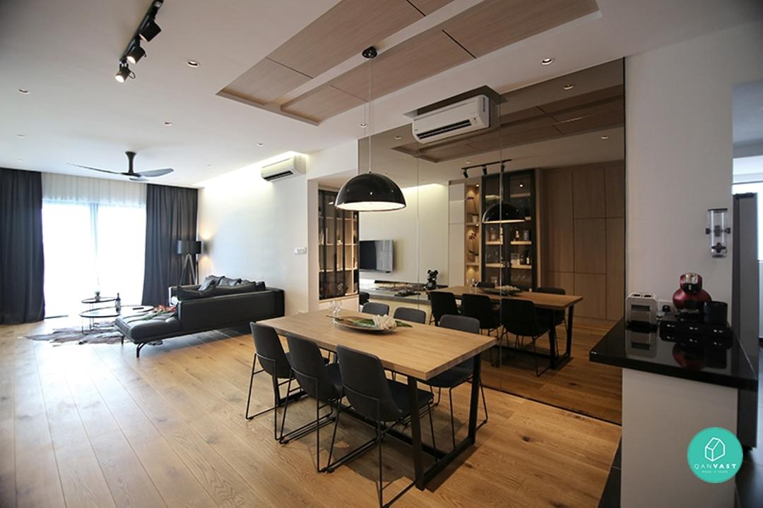 7 Beautiful Home Interior Designs In Malaysia | Qanvast