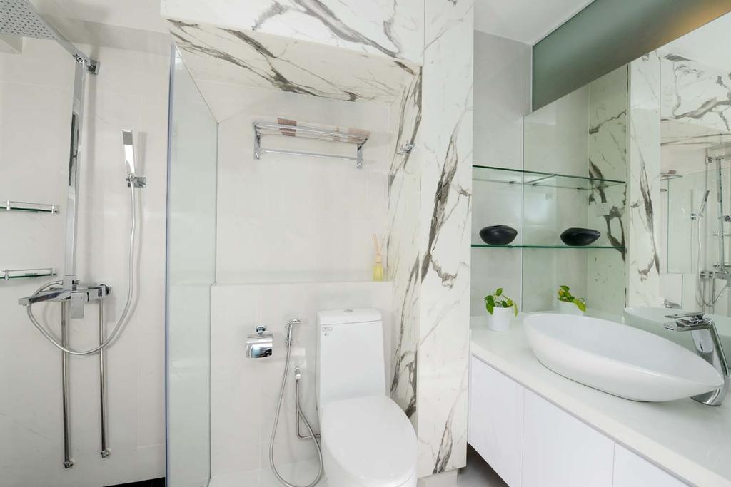 Modern, HDB, Bathroom, Pasir Ris Drive 1 (Block 635), Interior Designer, MyDesign Interiors