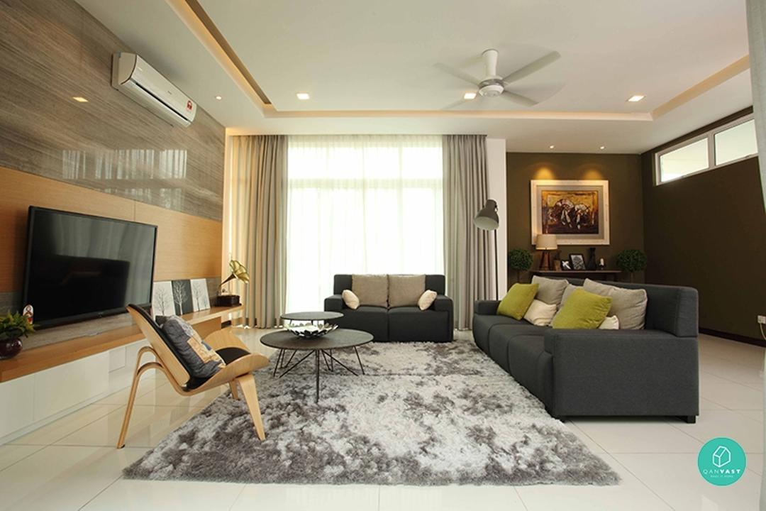 7 Beautiful Home Interior Designs In Malaysia Qanvast