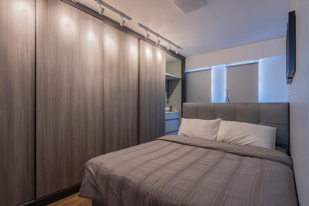 Minimalistic, HDB, Bedroom, St. George's Lane, Interior Designer, Ideal Haus