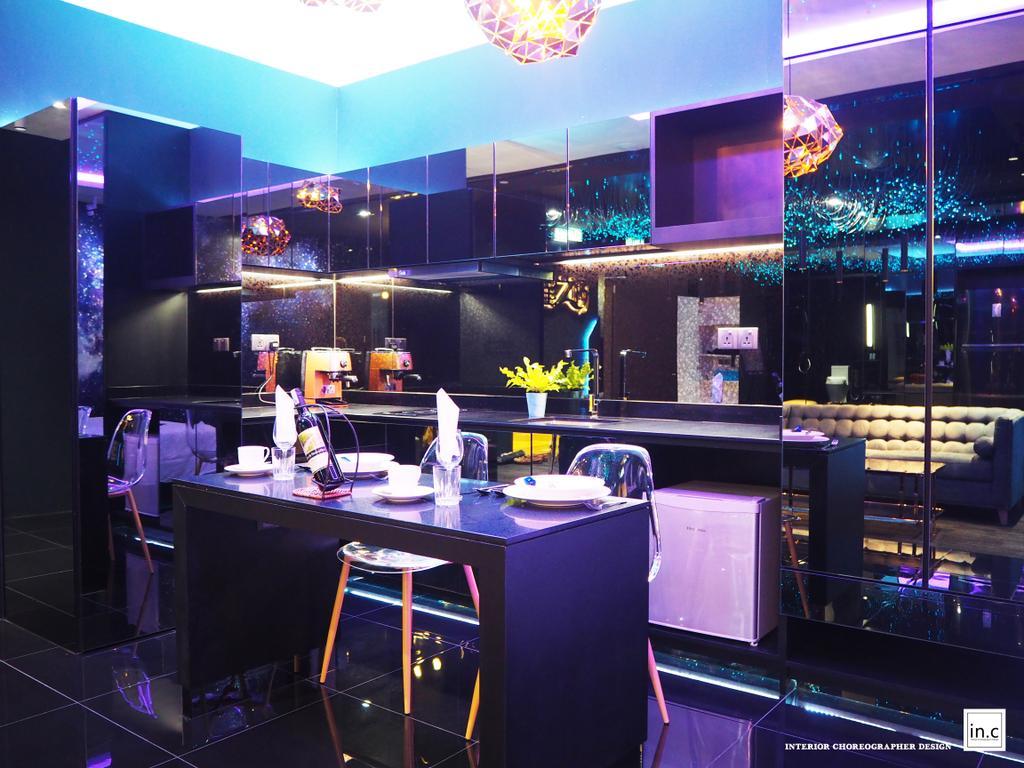 The Stardom, Penang, Commercial, Interior Designer, Interior Choreographer Design (INC Design), Contemporary