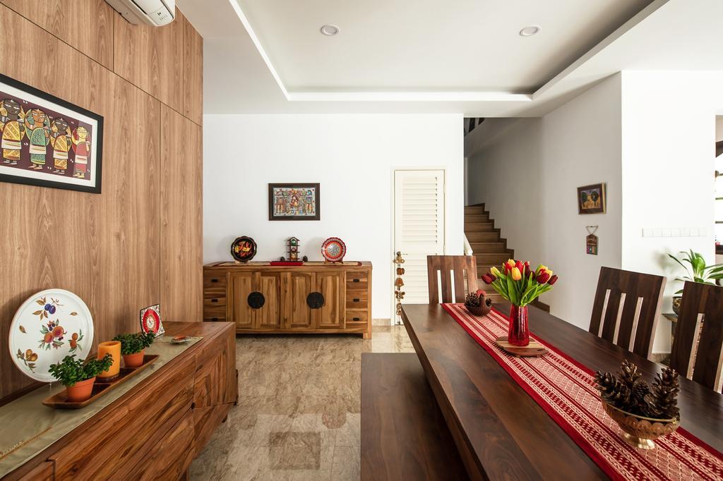 Modern, Landed, Ara Vista, Ara Damansara, Interior Designer, Pocket Square