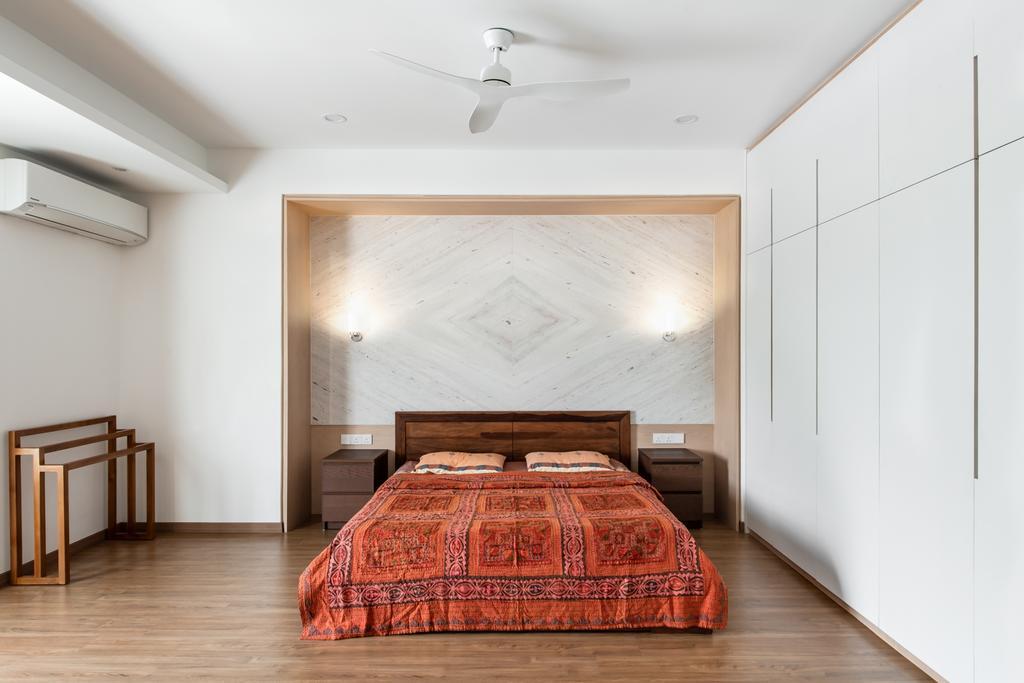 Modern, Landed, Bedroom, Ara Vista, Ara Damansara, Interior Designer, Pocket Square