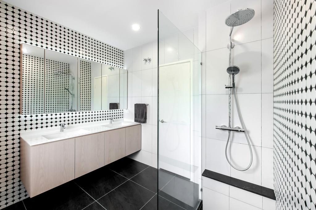 Modern, Landed, Bathroom, Ara Vista, Ara Damansara, Interior Designer, Pocket Square