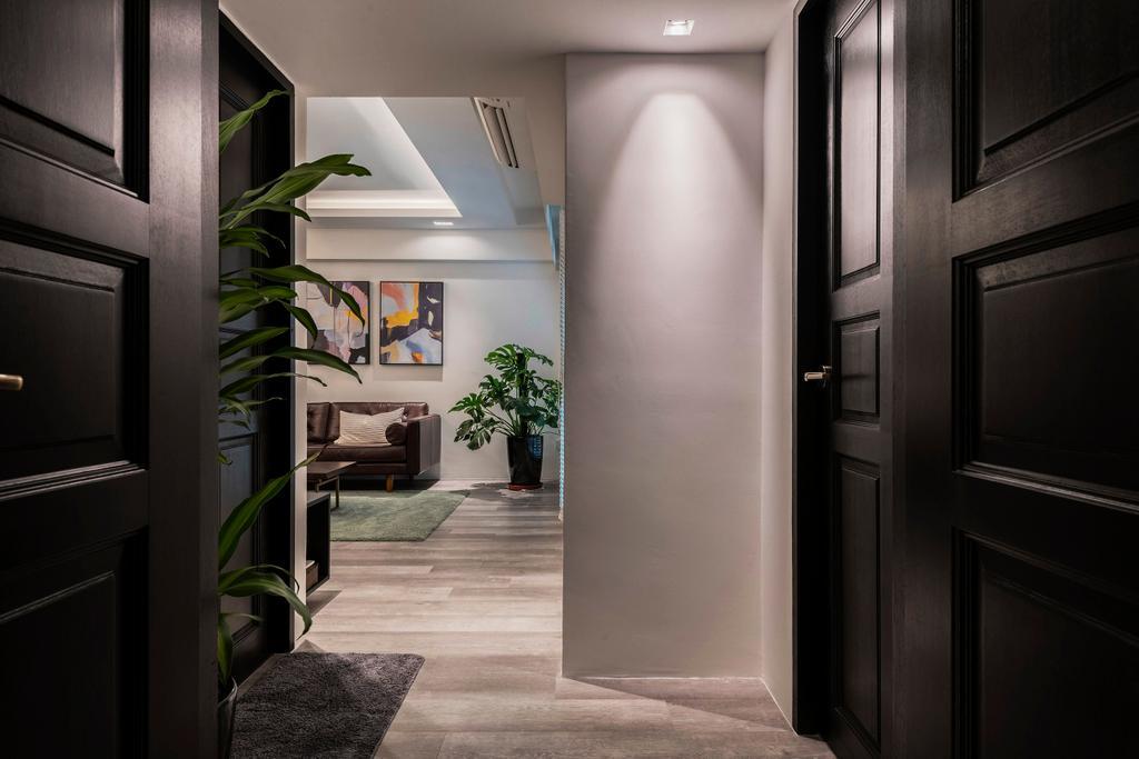 Contemporary, HDB, Bedok North, Interior Designer, erstudio