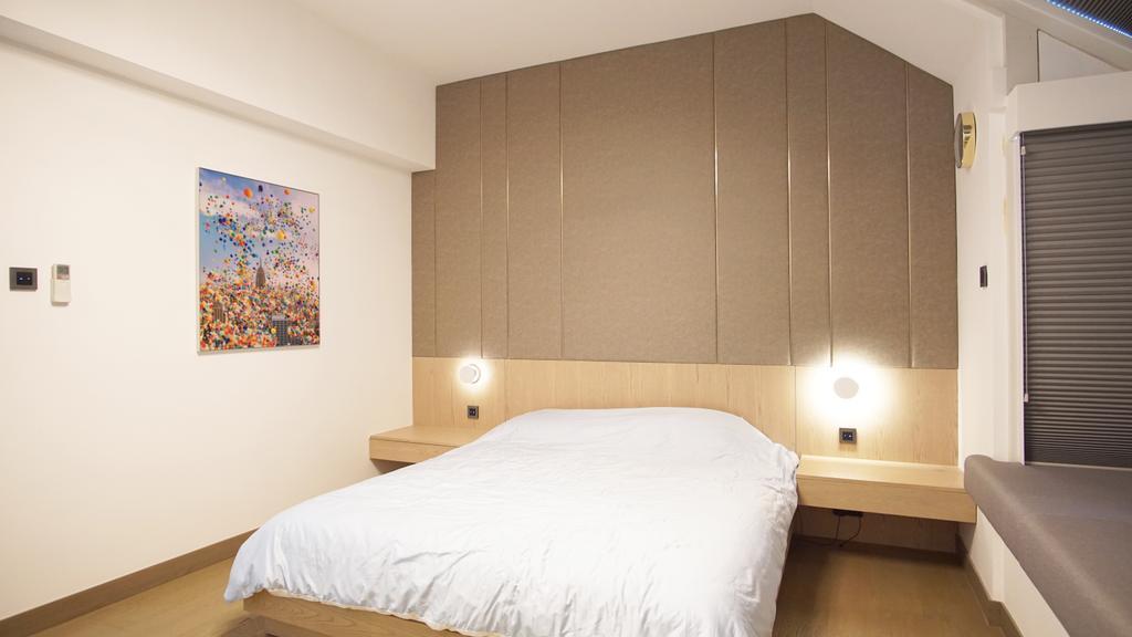 北歐, 獨立屋, 睡房, 比華利山別墅, 室內設計師, AQUA Projects