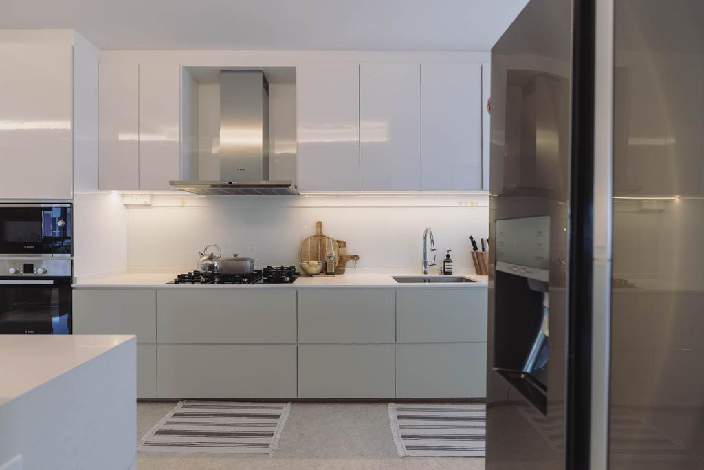 HDB, Kitchen, Pasir Ris Street 21, Interior Designer, Artmuse Interior