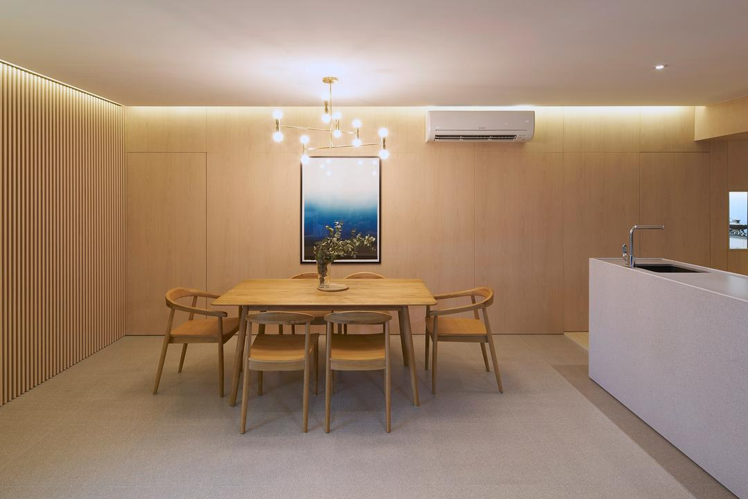 Sengkang East by EHKA Studio