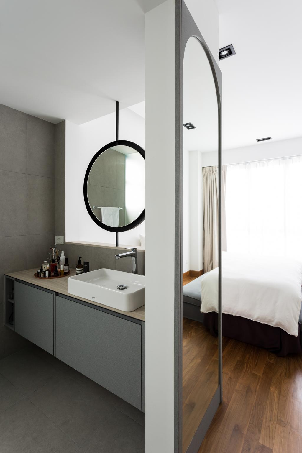 Contemporary, Condo, Water Place, Interior Designer, Habit