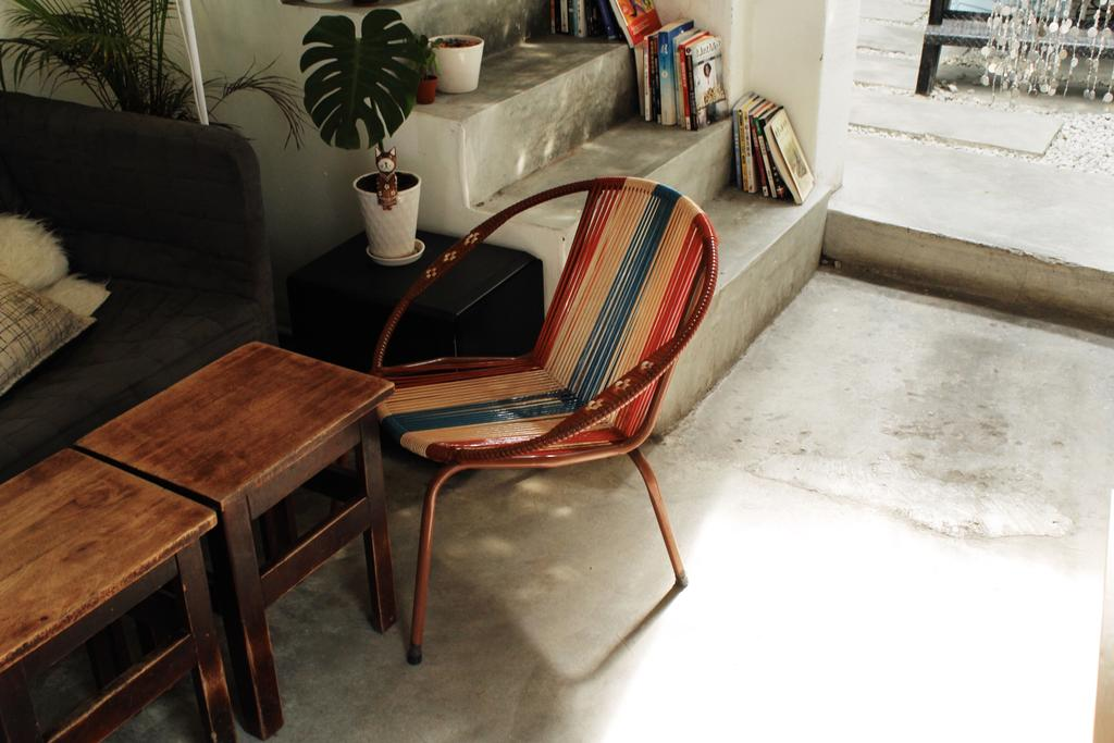Le Coffee Bar, Hin Bus Depot Penang, Commercial, Interior Designer, EMPT Studio, Contemporary, Vintage