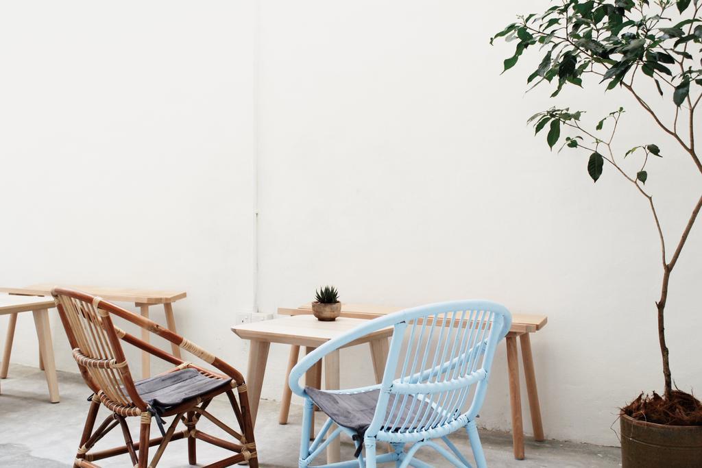 Wells Coffee Bar, Chow Thye Street, Commercial, Interior Designer, EMPT Studio, Minimalistic