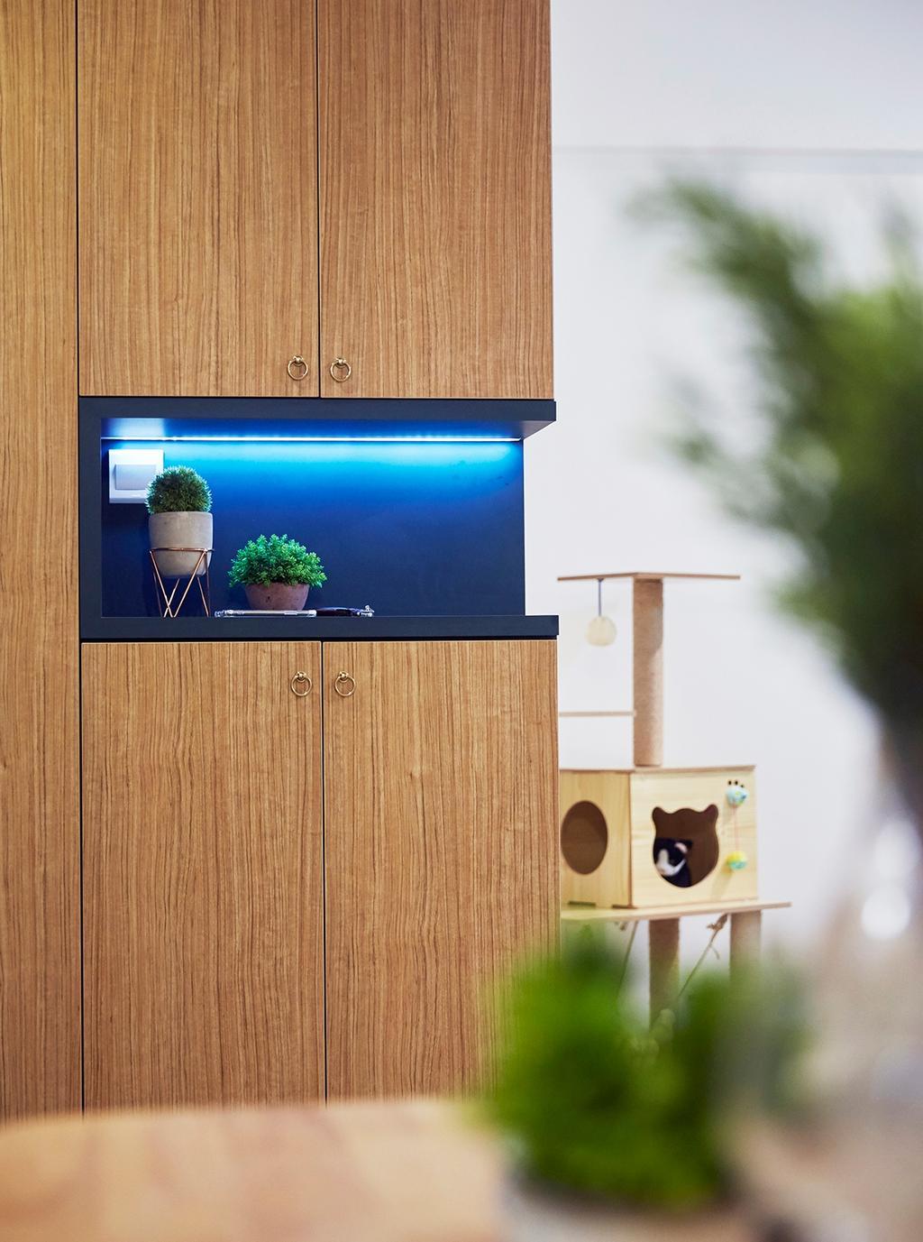 Scandinavian, HDB, Living Room, Buangkok Tropica, Interior Designer, The Interior Lab