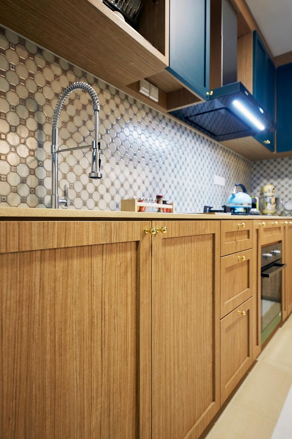 Scandinavian, HDB, Kitchen, Buangkok Tropica, Interior Designer, The Interior Lab