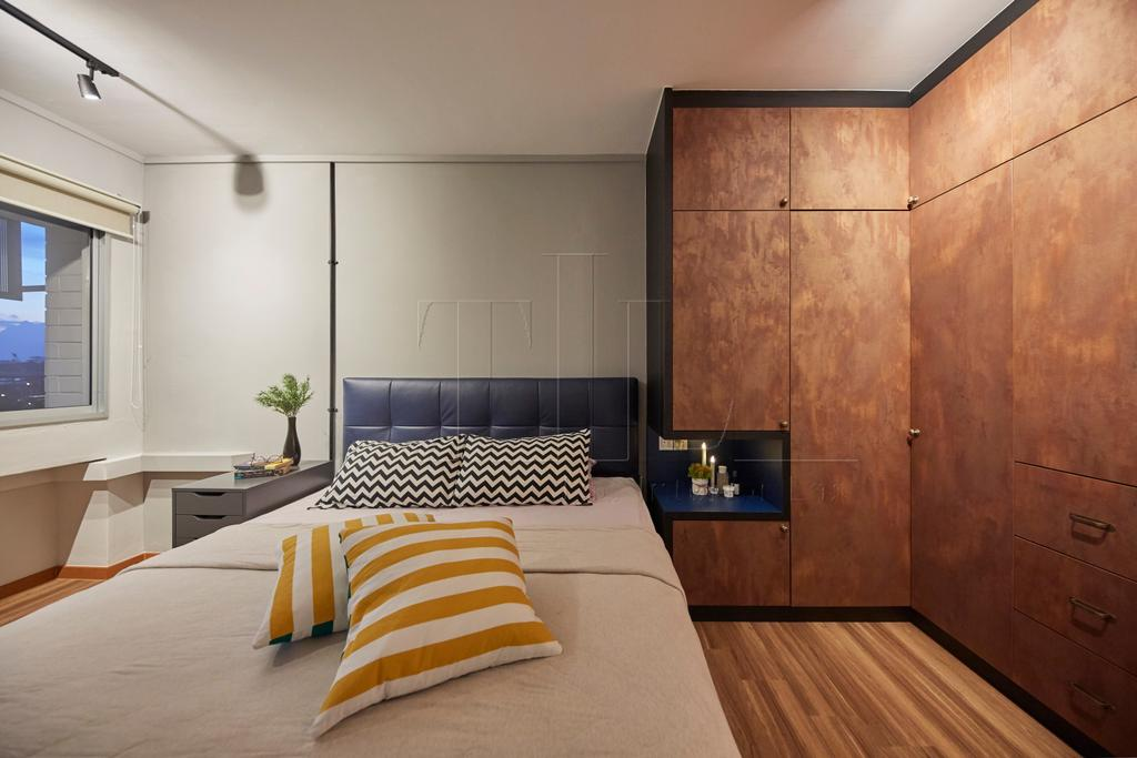 Eclectic, HDB, Bedroom, Pasir Ris Street 71, Interior Designer, The Interior Lab