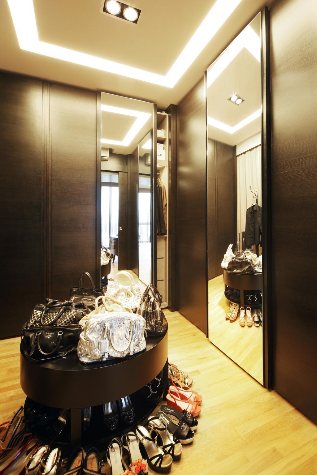 Contemporary, Condo, Quinterra, Interior Designer, Haireliving
