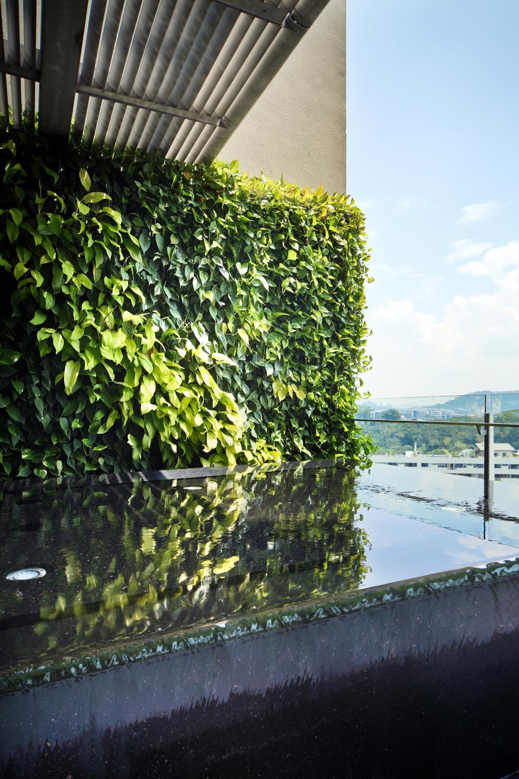Contemporary, Condo, Garden, The Serenade, Interior Designer, Haireliving, Modern, Rooftop Garden, Vertical Garden, Landscaping