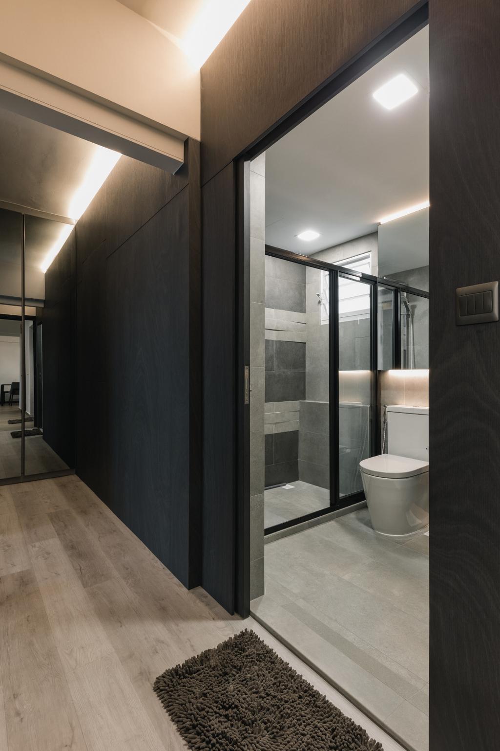 Contemporary, HDB, Bukit Batok West Avenue 6, Interior Designer, The Concept